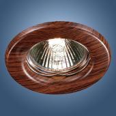фото Светильник точечный Wood 369714
