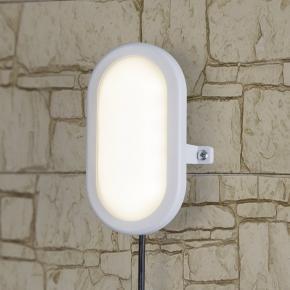 фото Пылевлагозащищенный светодиодный светильник LTB0102D 17 см 6W