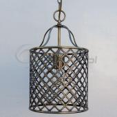 фото Светильник подвесной Bronze Cell YL7502AB-P1