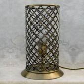 фото Лампа настольная Bronze Cell YL7502AB-T2