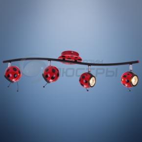 фото Светильник потолочный Ladybird 5718-4
