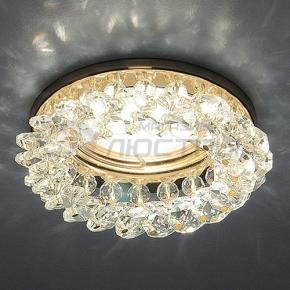 фото Точечный светильник 2206 MR16 GD/CL золото/прозрачный