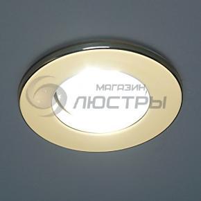 фото Точечный светильник R50 3224В золото