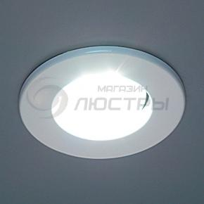 фото Точечный светильник 3224B белый R50