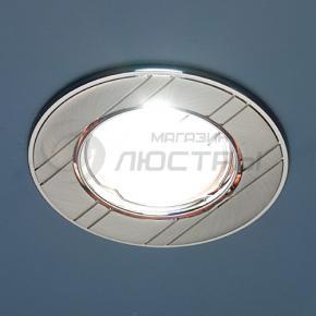 фото Точечный светильник KL736 SN/N (сатин-никель/никель)