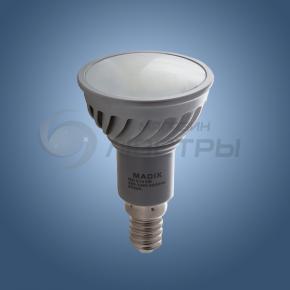 фото Лампа светодиодная LED MD MR16 E14  5W(220V) 2700К