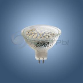 фото Лампа светодиодная LED MD MR16 GU5,3 3,5W 2700К