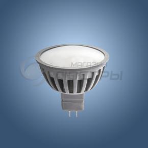 фото Лампа светодиодная LED MD MR16 GU5,3  5W(12V) 6700К