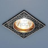 фото Светильник встраиваемый квадратный Elektrostandart 120071