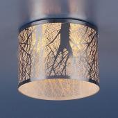 фото Точечный светильник 8403 CH/WH (хром/белый)
