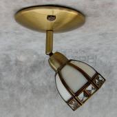 фото Светильник настенно-потолочный Snowdrops YL7942AB-1-S1