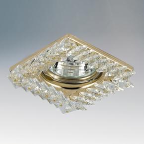фото Точечный светильник Conceda Qua Gold 031602
