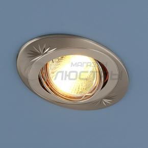 фото Точечный светильник 856A CF SN/N (сатин-никель/никель)