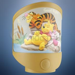 фото Детский светильник Winnie Pooh 662310