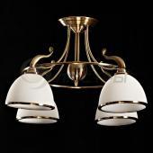 фото Потолочный светильник MA02401CB/004 Bronze