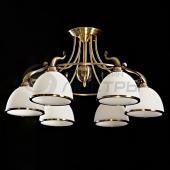 фото Потолочный светильник MA02401CB/006 Bronze