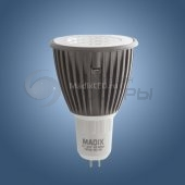 фото Лампа светодиодная LED MD MR16 COB GU5.3 6W 6500K