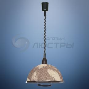 фото Светильник подвесной Technolamp 4036 EKO nadruk wenge