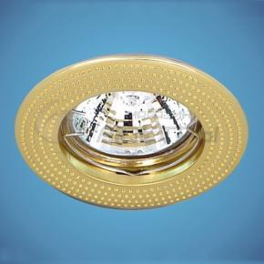 фото Точечный светильник 601 G (золото)