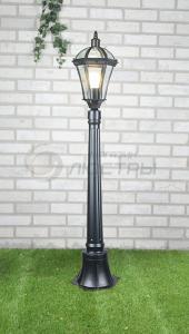 фото Светильник уличный  Capella F черный