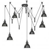фото Подвесной светильник ACROBATA 761077 (черный)