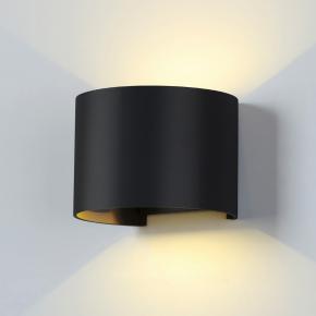 фото Настенный светильник 1518 Techno LED Blade черный