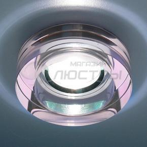 фото Точечный светильник 9160 PK (розовый/серебрянный)
