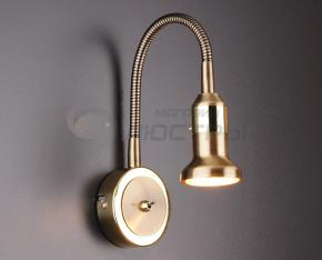 фото Подсветка для картин и зеркал Plica 1215 бронза/золото