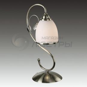 фото Настольная лампа модерн MA 02640Т/001 Chrome