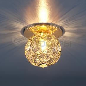 фото Точечный светильник 1002 GD (золото)
