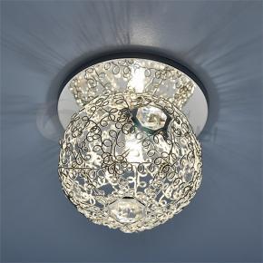 фото Точечный светильник 1002 SL (серебро)