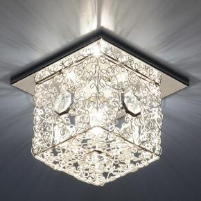 фото Точечный светильник 1003 SL (хром)