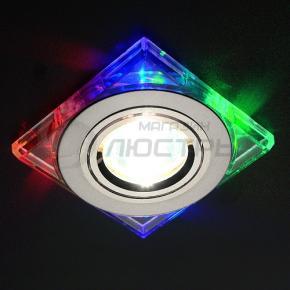 фото Точечный светильник 2080 CH/Multi (хром/мульти)