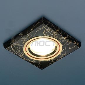 фото Точечный светильник 2080 BK/GD (черный/золото)