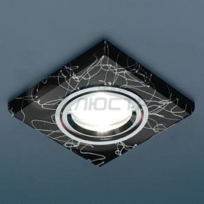 фото Точечный светильник 2080 BK/SL (черный/серебро)
