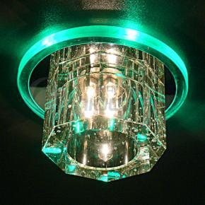 фото Точечный светильник N4/А зеленый