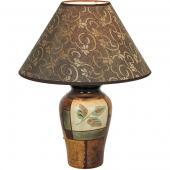 фото Настольная лампа Керамика 1900492/1TA