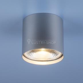 фото Накладной точечный светильник 6876 SL серебро Nowodvorski