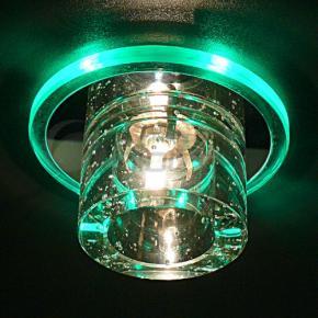 фото Точечный светильник N4/R зеленый
