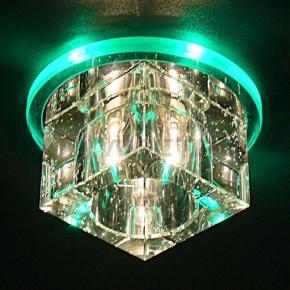 фото Точечный светильник N4/S зеленый