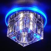 фото Точечный светильник N4/S синий