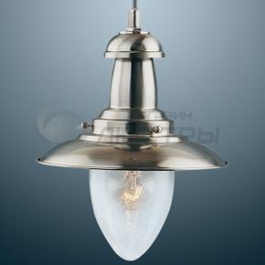фото Светильник подвесной  Fisherman A5518SP-1SS
