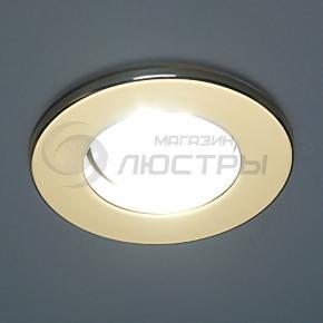 фото Точечный светильник 3224B GD R63 E27 (золото)