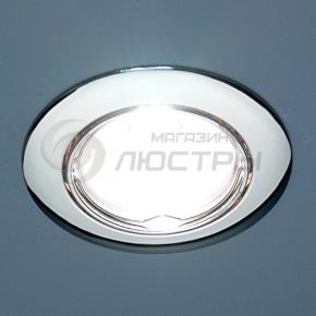 фото Точечный светильник 104S CH (хром)