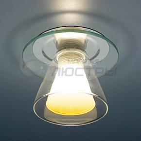 фото Точечный светильник G 9001 YL (хром/желтый)