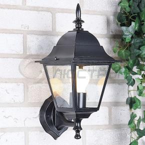 фото Светильник уличный настенный NX9701 2U черный