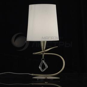 фото Интерьерная настольная лампа Mara _1629