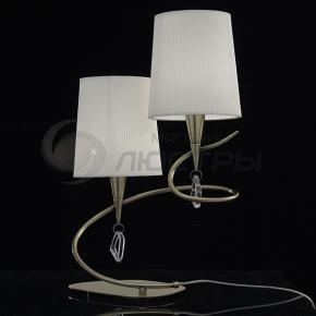 фото Интерьерная настольная лампа Mara _1631