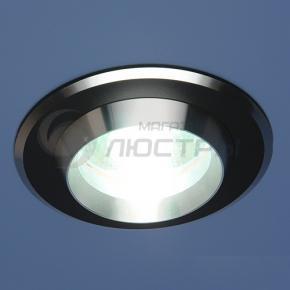 фото Точечный светильник 5910  BK черный
