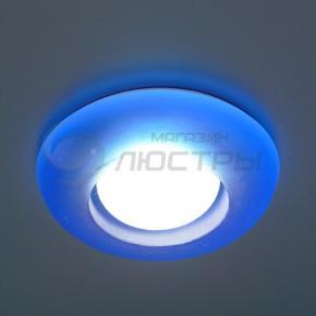 фото Точечный светильник 1783 BL (синий)